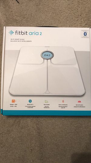 FitBit Aria 2 Scale for Sale in Cockeysville, MD