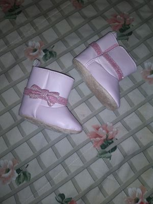 Baby girl boots for Sale in Overland, MO