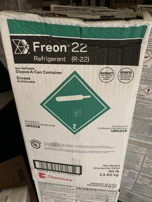 R22 freon for Sale in Phoenix, AZ