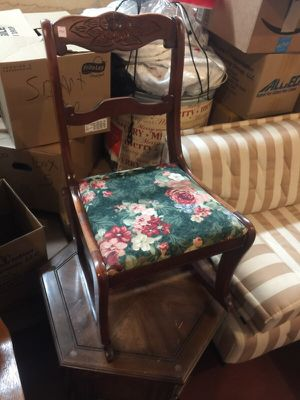 Cherrywood antique rocking chair for Sale in Philadelphia, PA