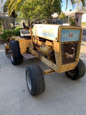 Vintage International Harvester Cub Cadet 102 Garden Tractor Rare for Sale in Sacramento, CA