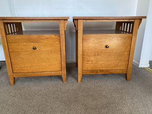 Wood Bedroom Set - Mid Century Modern for Sale in Palm Springs, CA