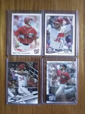 Bryce Harper RC and others for Sale in Poinciana, FL