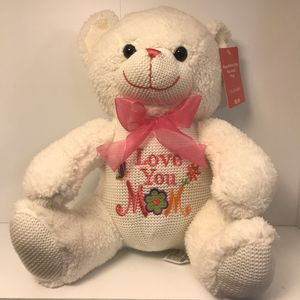 Mothers Day! NEW!! Love You Mom teddy bears for Sale in Minneapolis, MN