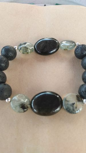 Obsidian and Lava Stone for Sale in Hazard, CA