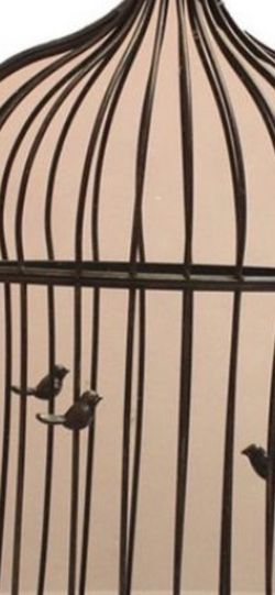 Mirror Bird Cage NEW for Sale in Downey,  CA