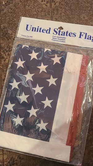 American Flags 2'x3' for Sale in Owensville, MO