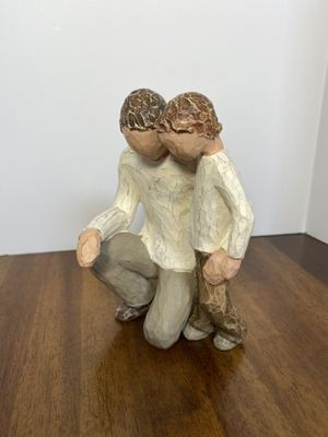 Willow Tree Father & Son Figurine for Sale in Gloversville, NY