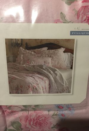 Simply Shabby Chic - Comforter Set NWT! for Sale in Olney, MD