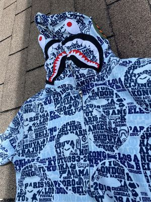 Bape cities jacket for Sale in Kissimmee, FL