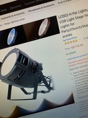 Spot/stage light ~new for Sale in Phoenix, AZ