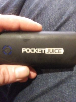 Tzumi pocket juice portable battery charger for Sale in Pasco, WA