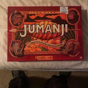 Super Fun/Like New Jumanji the Boardgame for Sale in Beaverton, OR