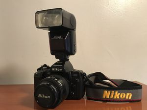 Vintage Nikon Film Camera for Sale in Philadelphia, PA