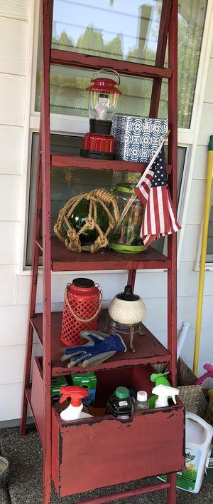 Ladder shelf for Sale in Camas, WA