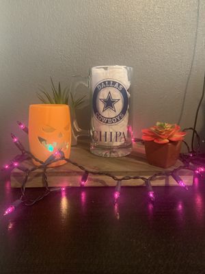 Cowboys Michelada Cup for Sale in Lynwood, CA
