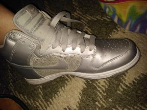 Nike silver bullet sz 9 new. Worn 1x only $60 b.o for Sale in Pekin, IL