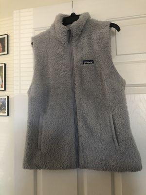 Patagonia Grey Vest for Sale in Denton, TX