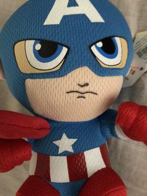 Captain America plush for Sale in Rancho Cucamonga, CA