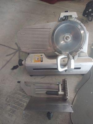 German Knife Commercial Meat Slicer for Sale in San Jose, CA