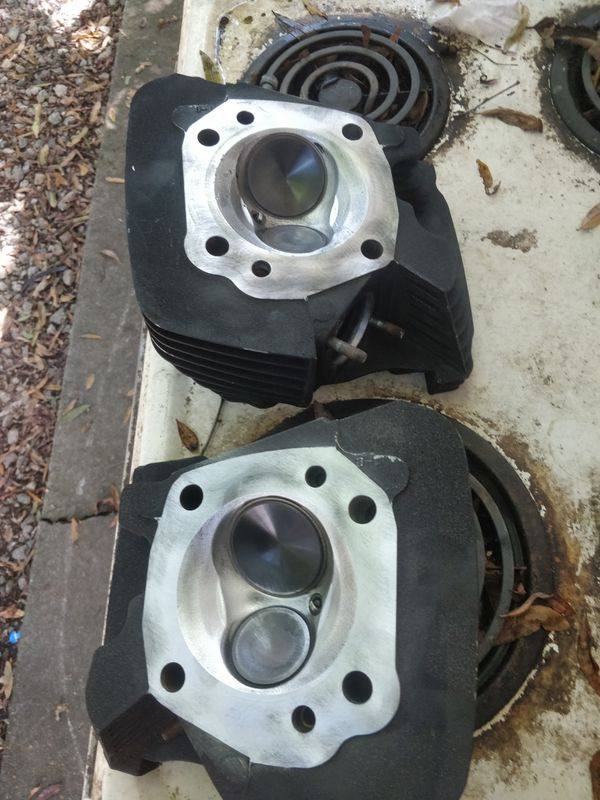 Harley Screaming Eagle cnc-ported heads for Sale in Sherrills Ford, NC -  OfferUp