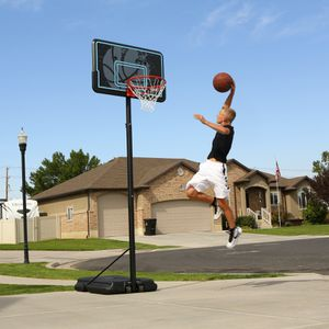 Lifetime Adjustable Portable Basketball Hoop (44-Inch Impact), 90759 for Sale in Stafford, TX
