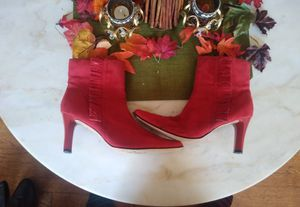 Red Fringe Shoe Boot Size 11 for Sale in Chicago, IL