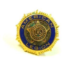 ORIGINAL WWII American Legion Pin for Sale in Austin, TX