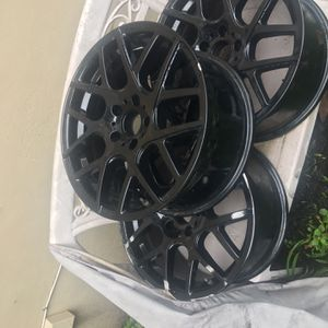 Black Rims for Sale in Seattle, WA