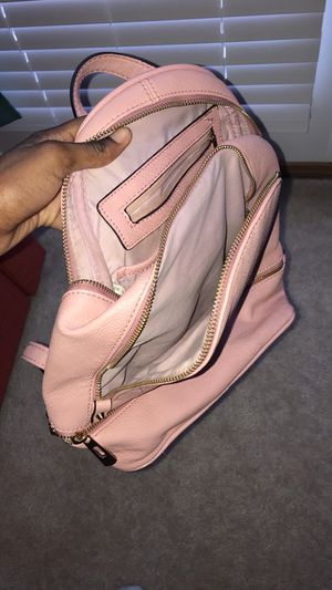 Pink Mini Leather Backpack for Sale in Fort Meade, MD