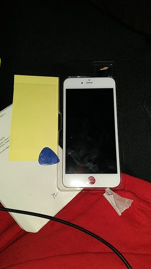 Iphone 6 plus white lcd for Sale in Longwood, FL