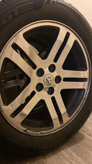 "18"" Rims & Like New Tires for Sale in Las Vegas, NV"
