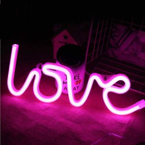 Love Neon Lights Sign Room Decoration Art for Sale in Houston, TX