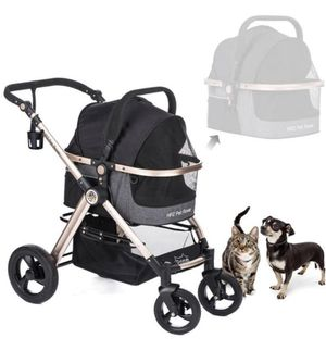 Luxury Per Stroller 3-In-1 For Small/Medium Dogs, Cats And Pets for Sale in Rancho Cucamonga, CA