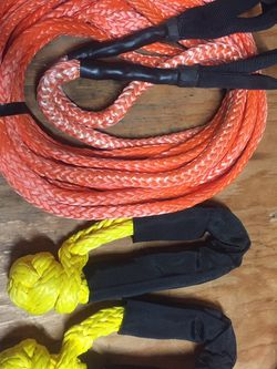 50 Feet Winch Extension 3/8 for 10k Winch & Smaller Tensile Is 18,000 for Sale in Federal Way,  WA