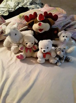 Stuffed animals for Sale in Bradenton, FL