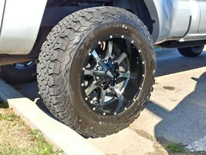 Wheels and Tires for Sale in San Angelo, TX
