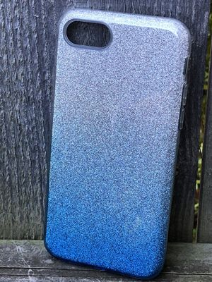 New Blue Gradient Sparkle IPhone Case for Sale in Tulsa, OK