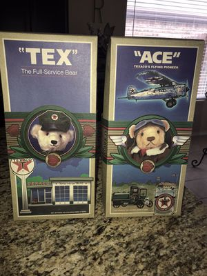 Texaco 1st edition bears for Sale in Fort Worth, TX