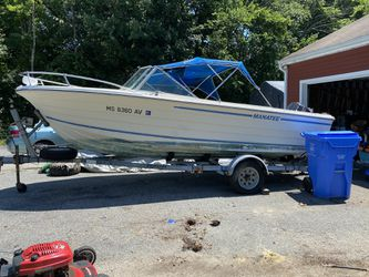 Manatee boat for Sale in Holliston,  MA