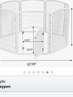 Pet Playpen A for Sale in Los Angeles,  CA