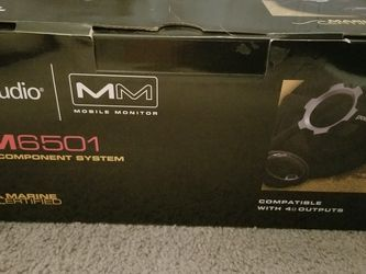 """Polk Audio MM6501 6 1/2"""" Component System for Sale in Berkeley Township,  NJ"""