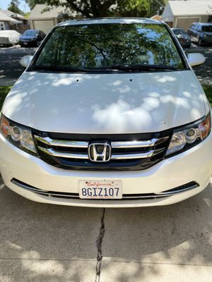 2015 Honda Odyssey for Sale in Tracy, CA