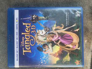 Tangled. 3D Blu-ray for Sale in Orange, CA
