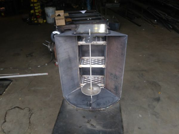 Custom Grills Bbq Pits And Miscellaneous Metal Things For