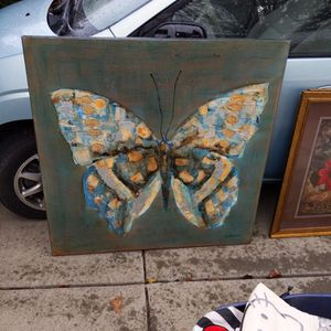 Butterfly Pic for Sale in Vallejo, CA