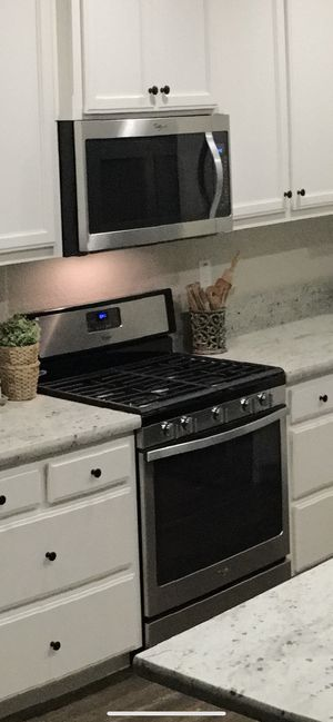 Whirlpool Gold Series Appliances for Sale in Dixon, CA