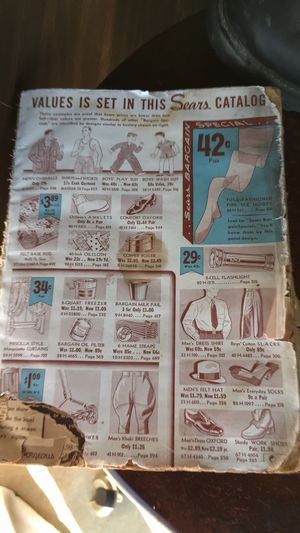 1900s sears catalog for Sale in Gulfport, MS