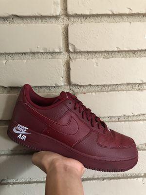 Nike Air Force 1 'Burgundy' for Sale in Las Vegas, NV