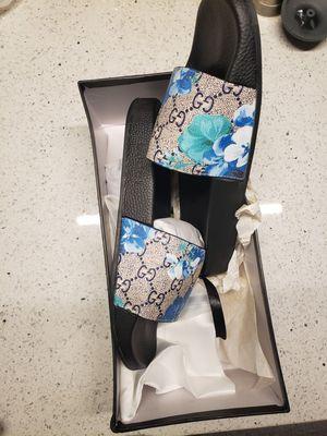 Gucci slides women size 8 for Sale in Lawrenceville, GA